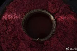 唐三镜真全粮张思漫酿酒机器红曲米酒的酿造办法及成效