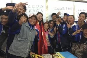 事故骨折仍心系西藏学生这位天津教师说我要快点回到他们身边